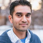 Headshot of Frontier of Change's Vikram Patel